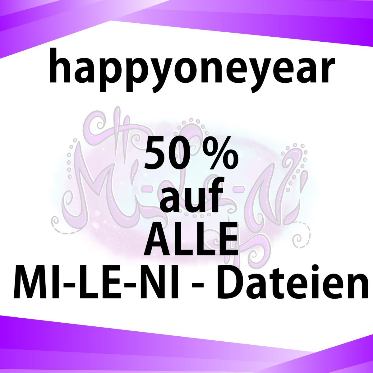Ein Jahr Mi-Le-Ni – Shop